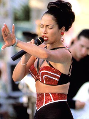 Jennifer Lopez Died on Selena Movie And Selena Musical Menu